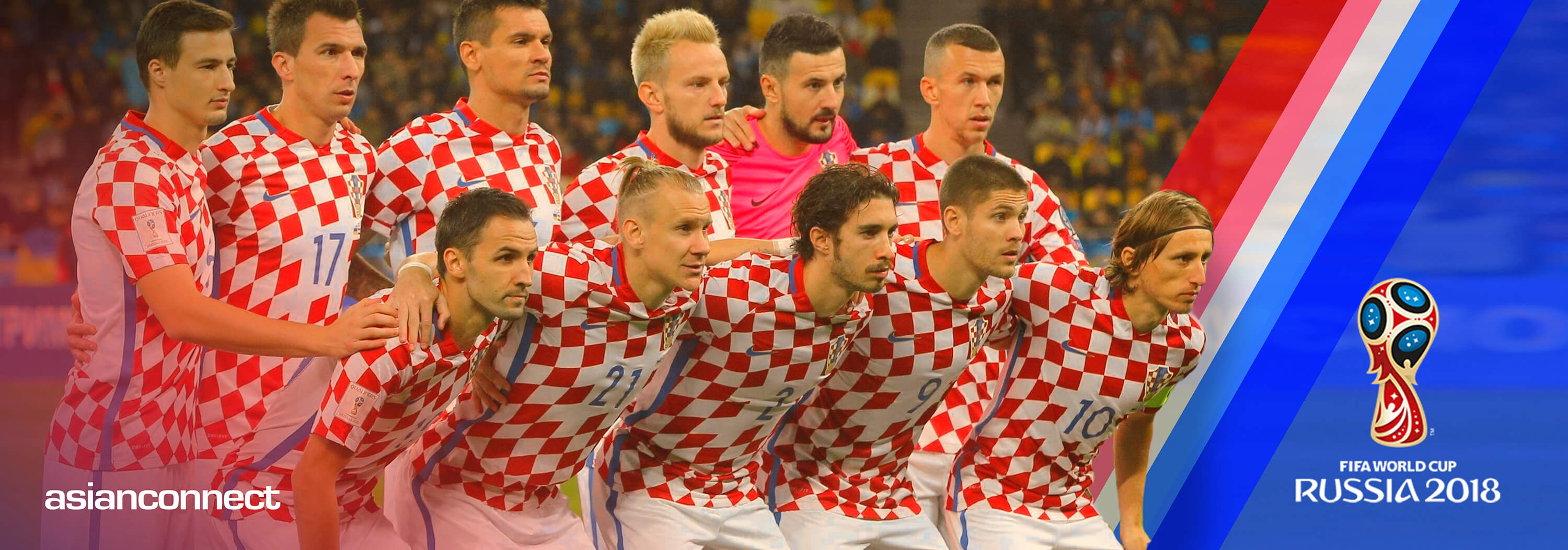 World Cup 2018 Croatia