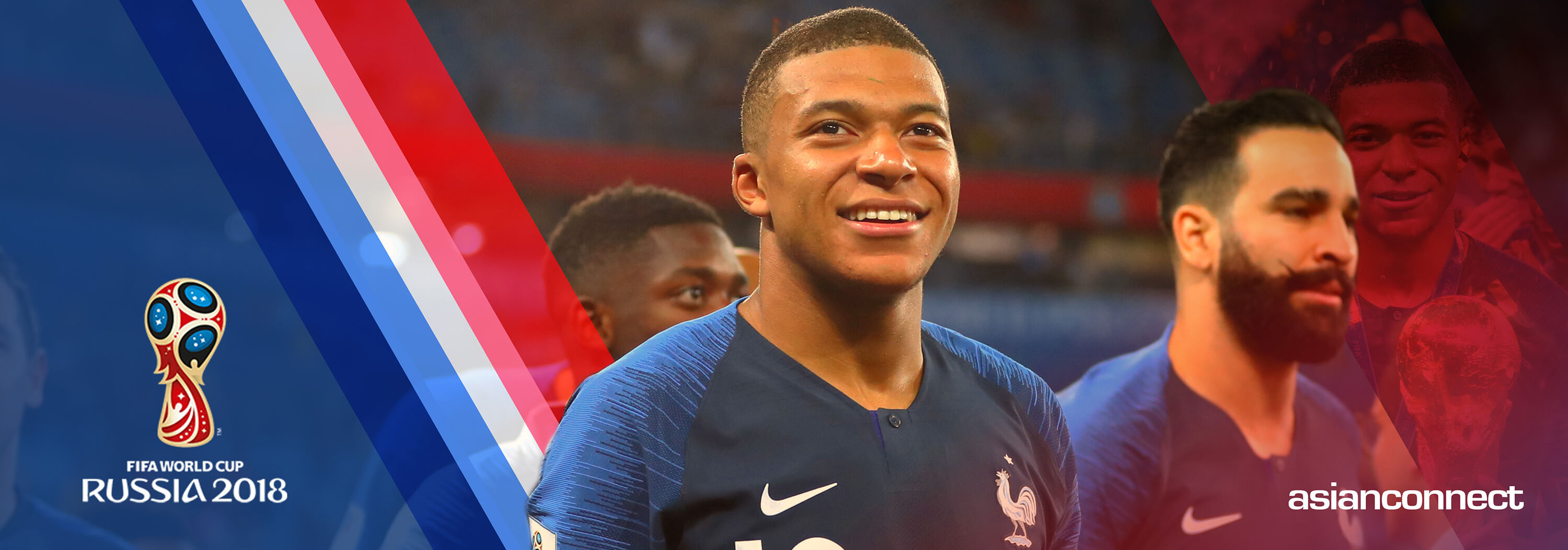 Kylian Mbappe AsianOdds