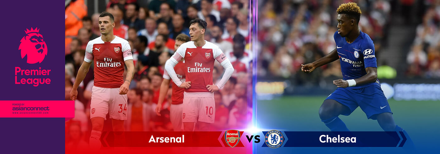 Arsenal vs Chelsea Football Match Preview August 18, 2018