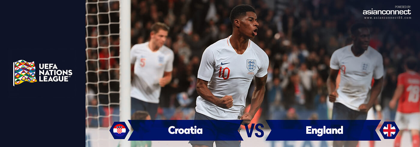 Croatia vs England AsianOdds