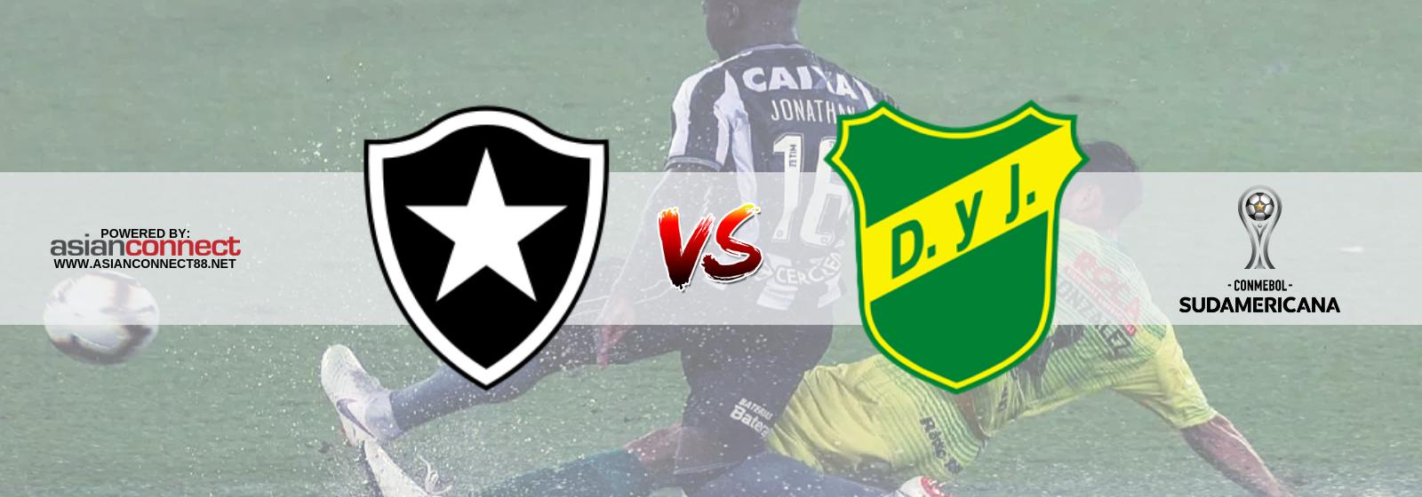 Copa Sudamericana: Defensa Justicia VS Botafogo