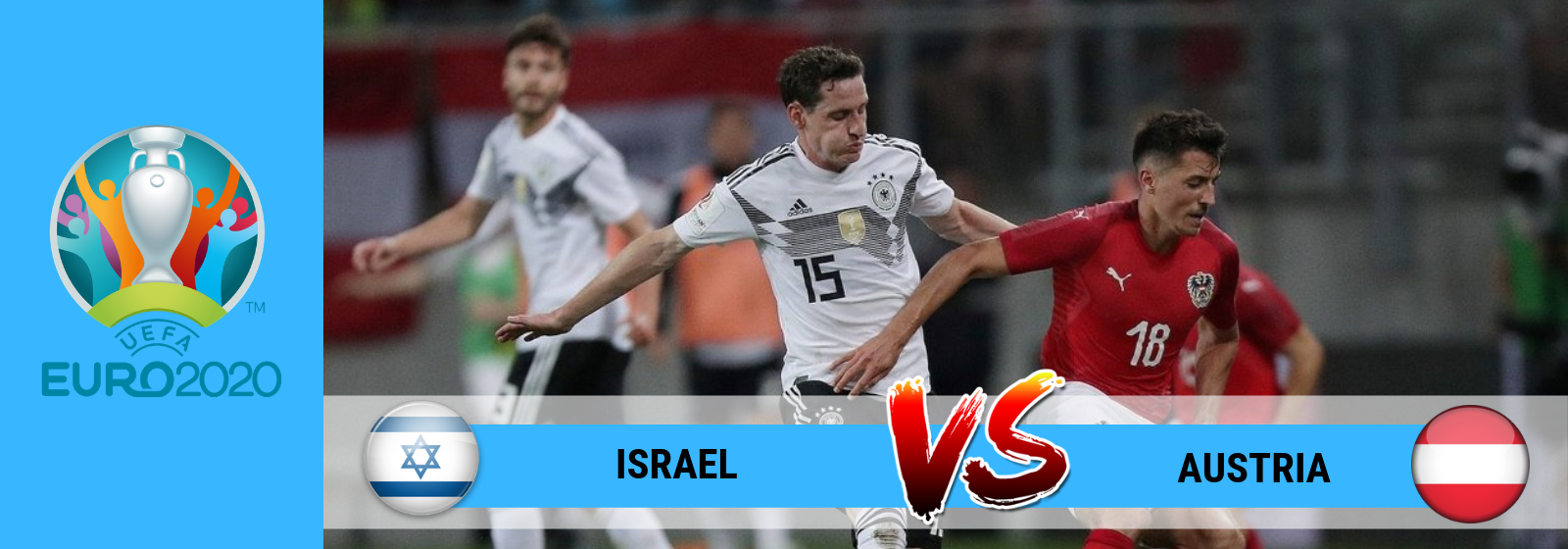 Israel vs Austria AsianOdds