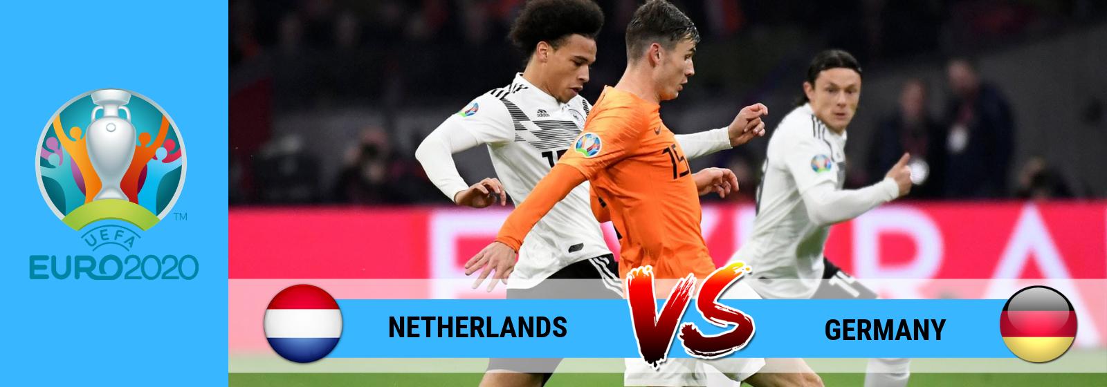 Netherlands vs Germany AsianConnect