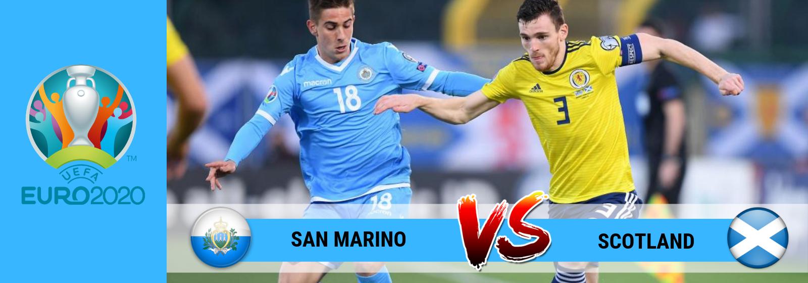 San Marino vs Scotland AsianConnect