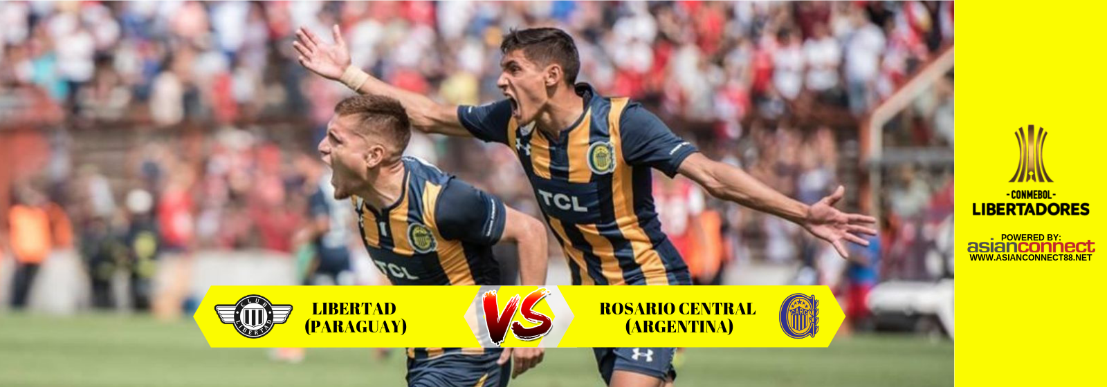 Libertad vs Rosario Central Odds   April 20, 20   Football Match ...