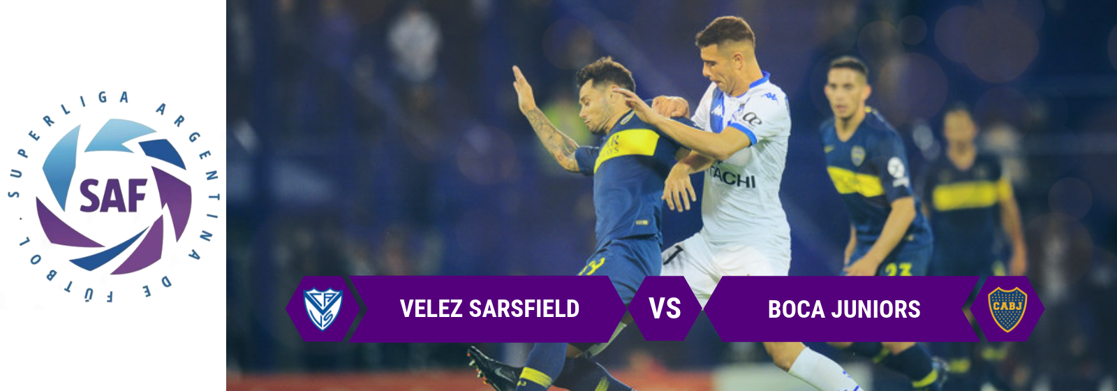 Velez vs Boca Asianodds
