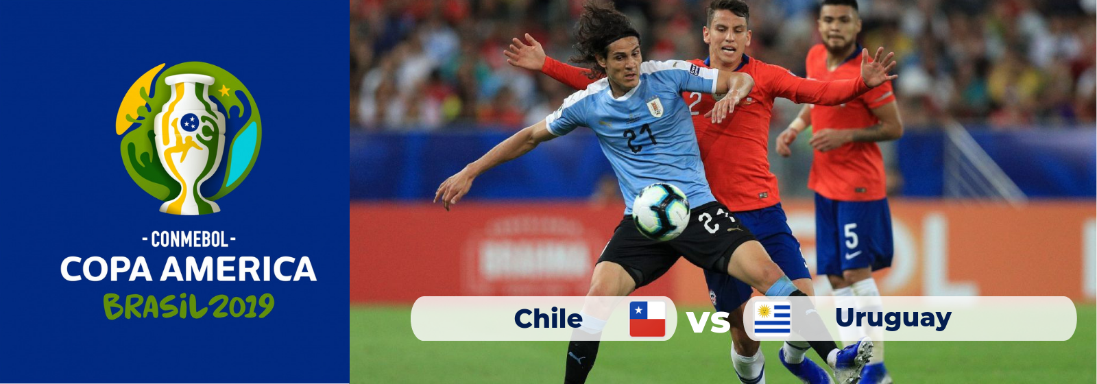 Copa America Chile Vs. Uruguay Asian Connect