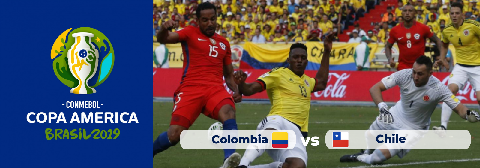 Copa America Colombia Vs. Chile Asian Connect