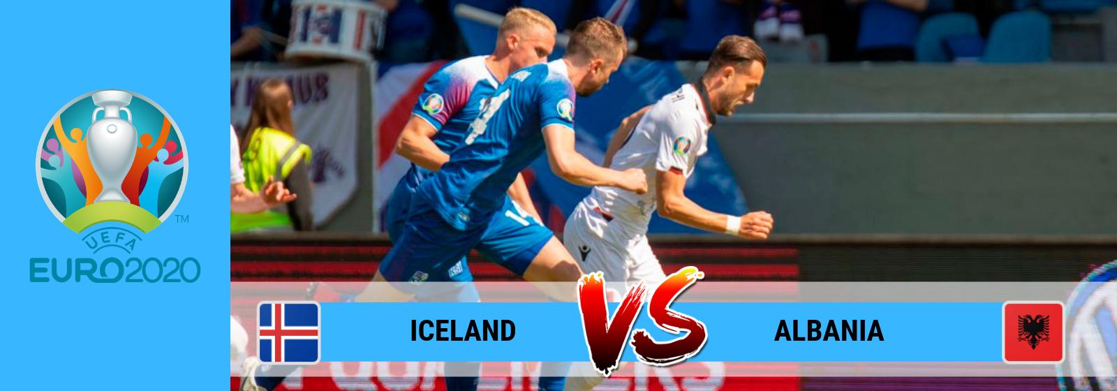 UEFA Euro 2020 Iceland Vs. Albania Asian Connect