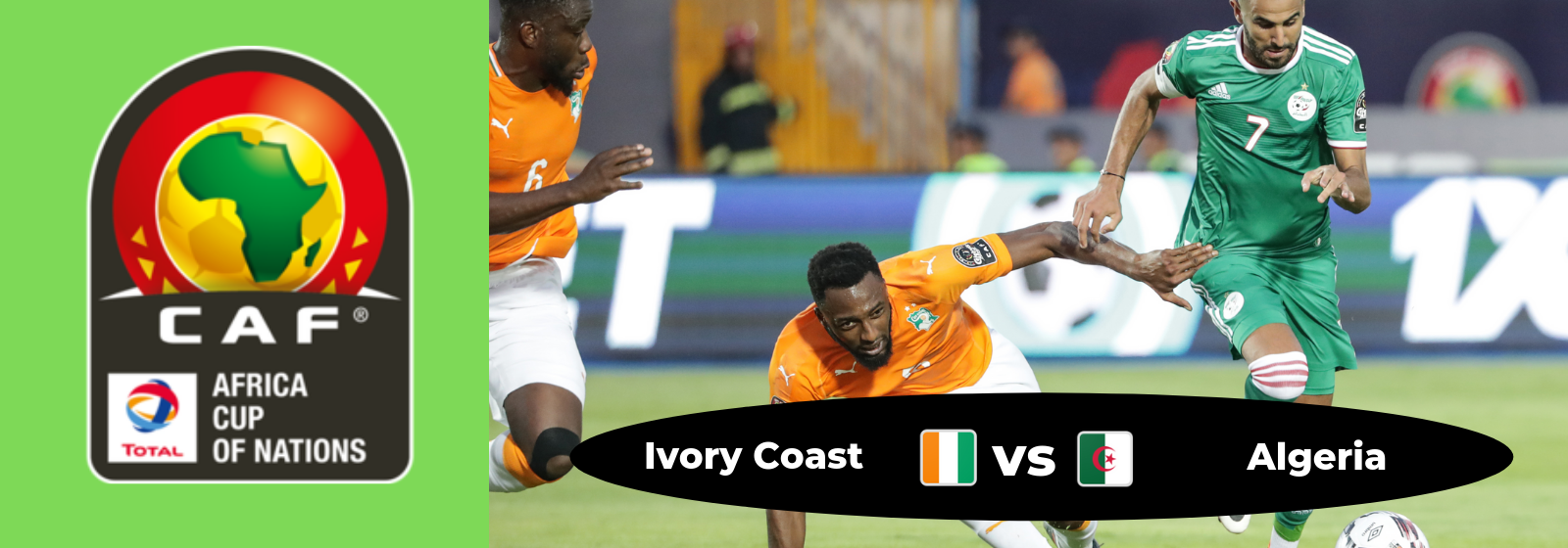 Africa Cup of Nations Ivory Coast Vs. Algeria Asian Connect