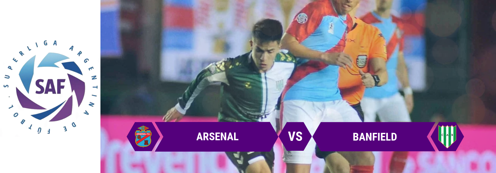 Copa Argentina Arsenal Vs. Banfield Asian Connect
