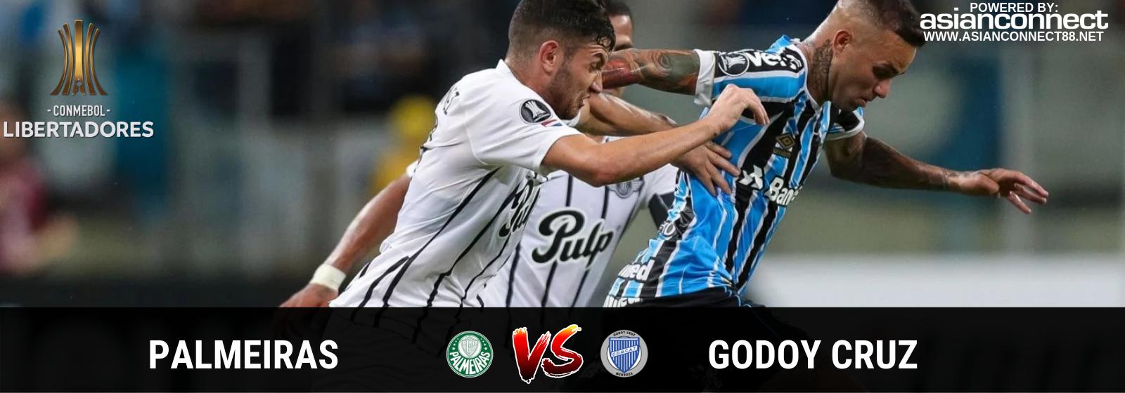 Copa Libertadores Palmeiras Vs Godoy Cruz Asian Connect