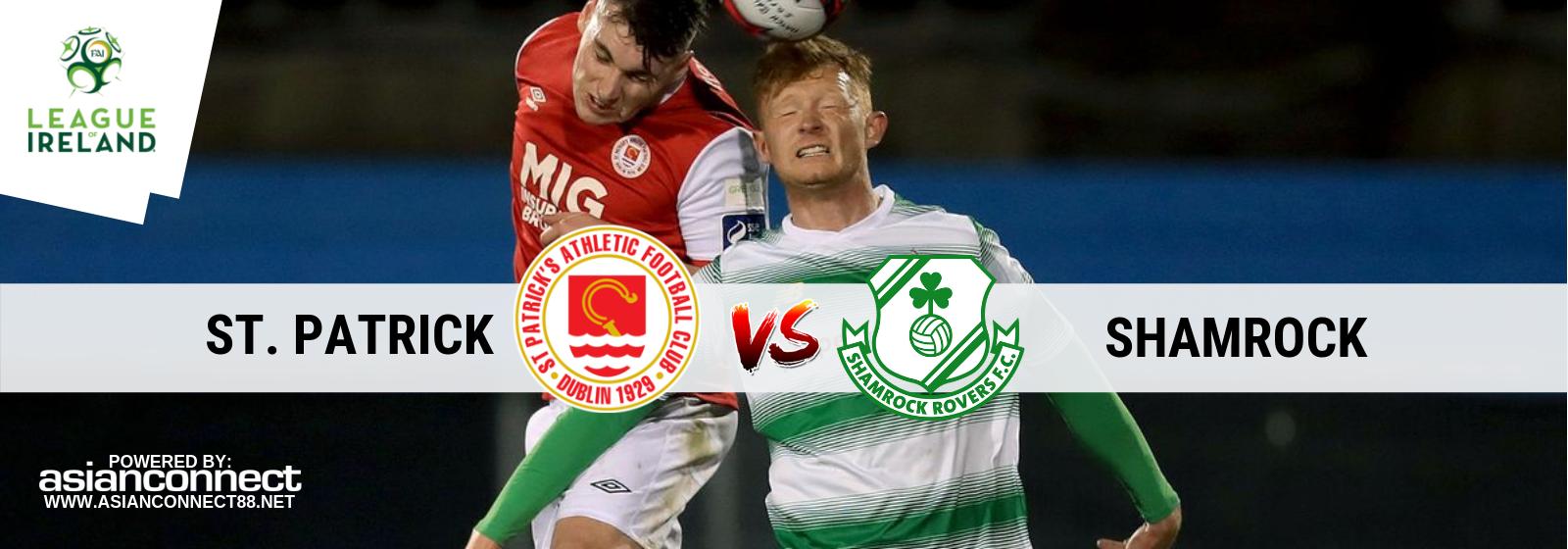 Irish Premiere League St Patrick Vs. Shamrock Asian Connect