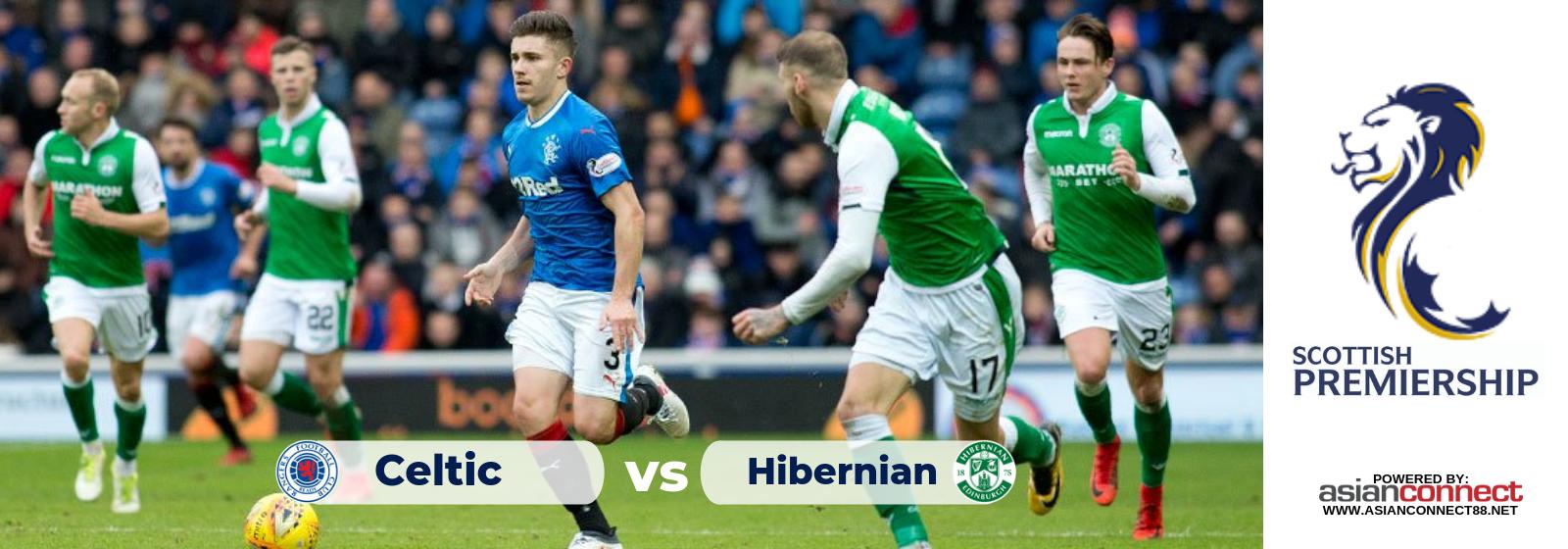 Scottish Premiership Celtic Vs. Hibernian Asian Connect