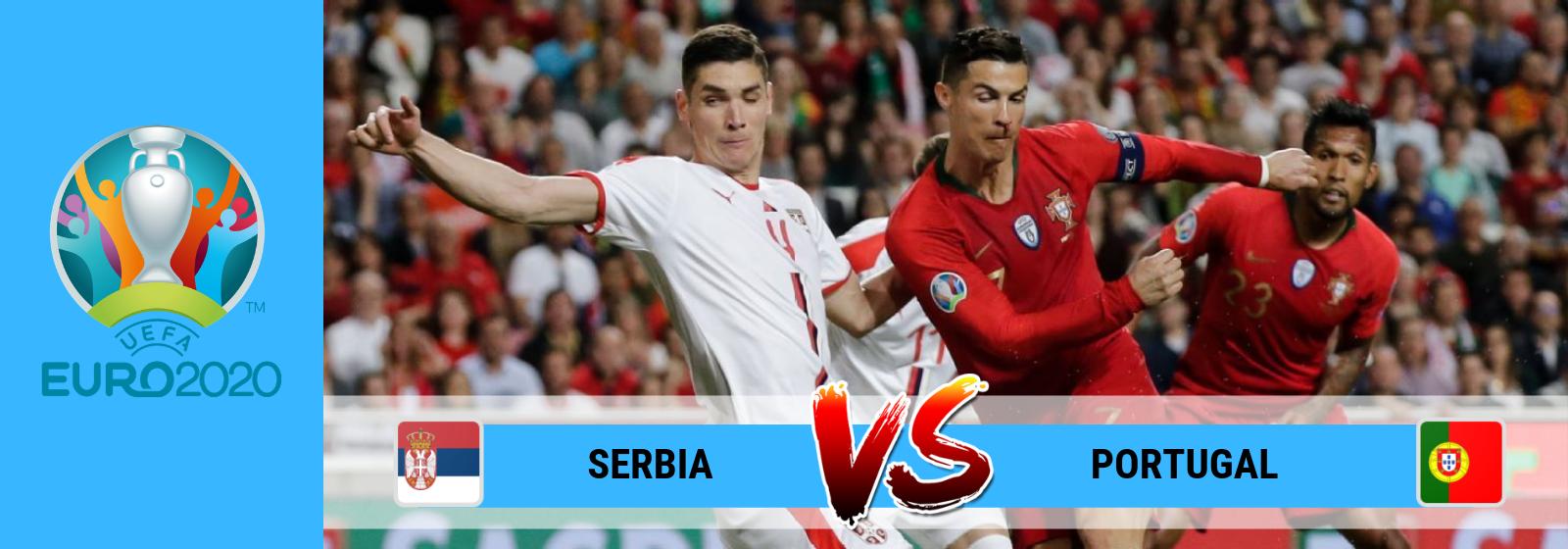 Euro 2020 Serbia Vs. Portugal Asian Connect
