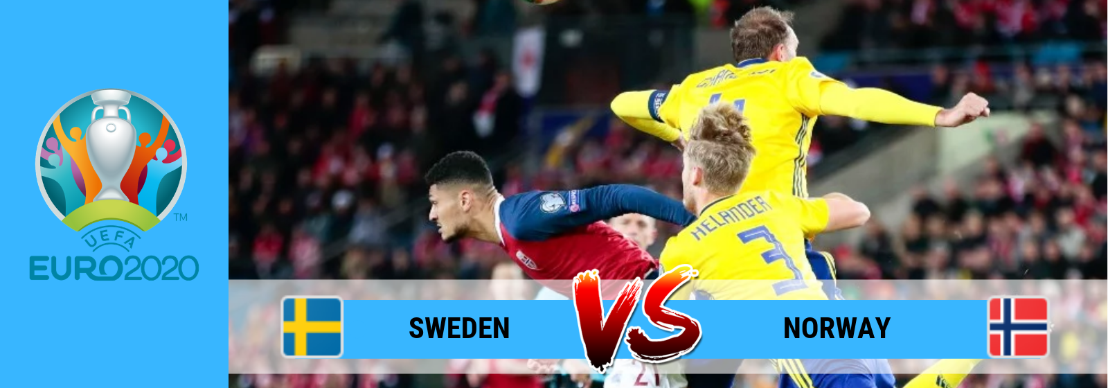 Euro 2020 Sweden Vs. Norway Asian Connect