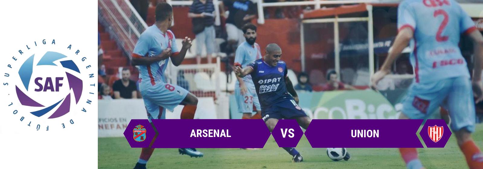SAF Arsenal Vs. Union Asian Connect