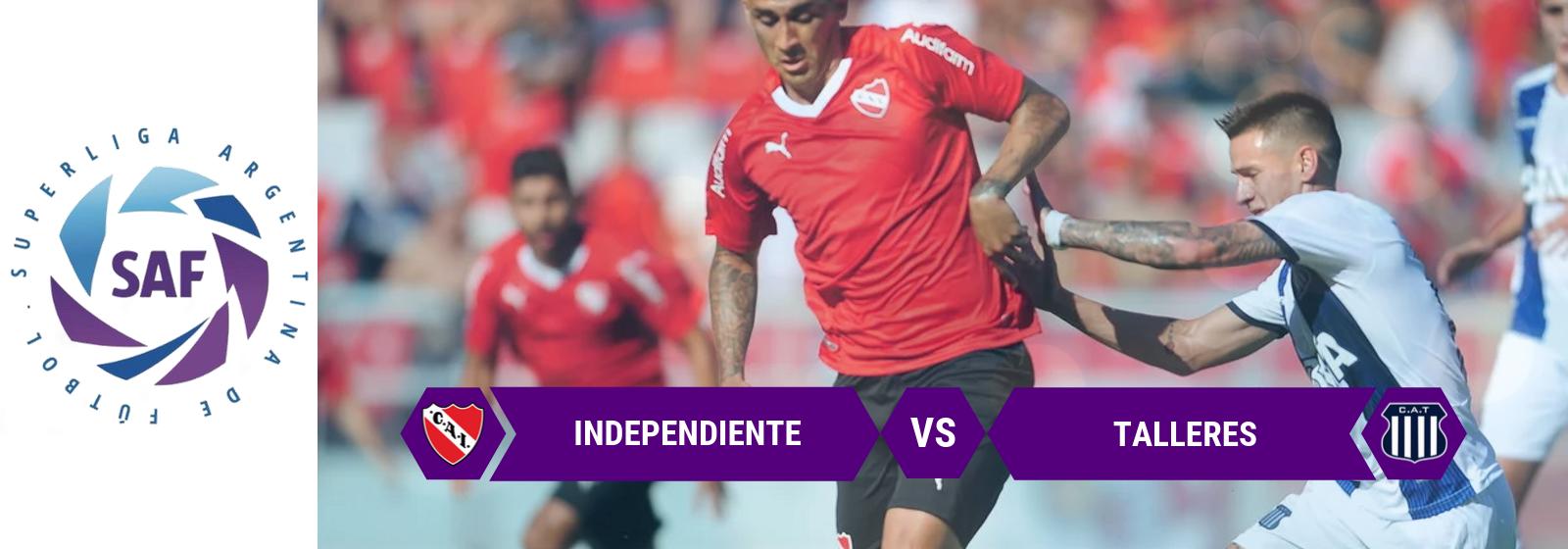 SAF Independiente Vs. Talleres Asian Connect