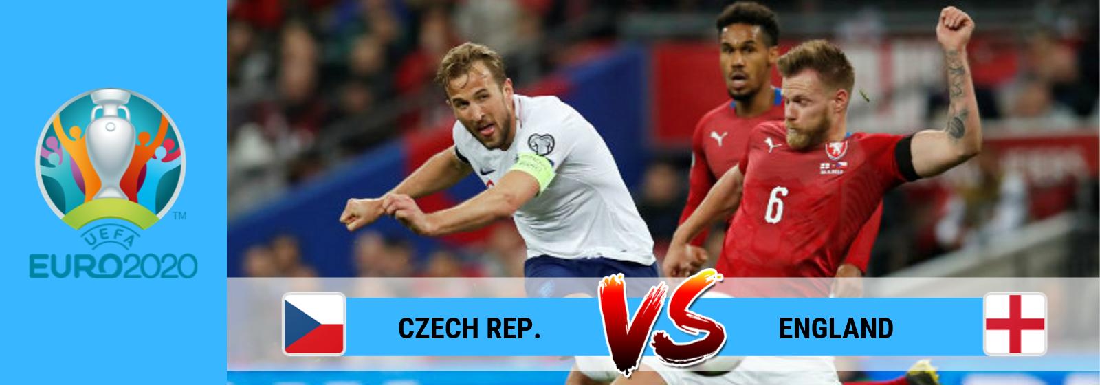 UEFA Euro 2020 Czech Republic Vs. England Asian Connect