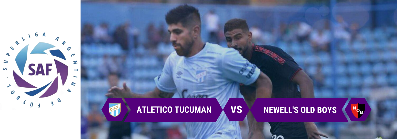 Asianconnect: Atletico Tucuman vs Newell's