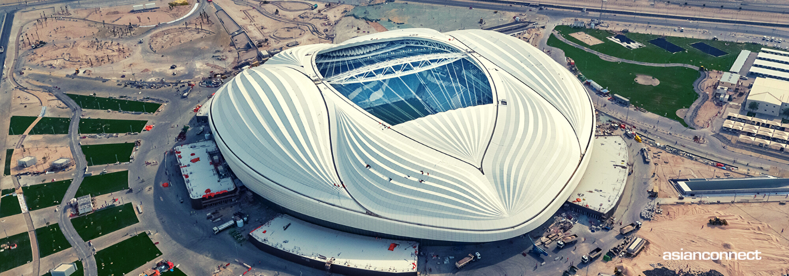 How's Qatar Preparing For The 2022 World Cup