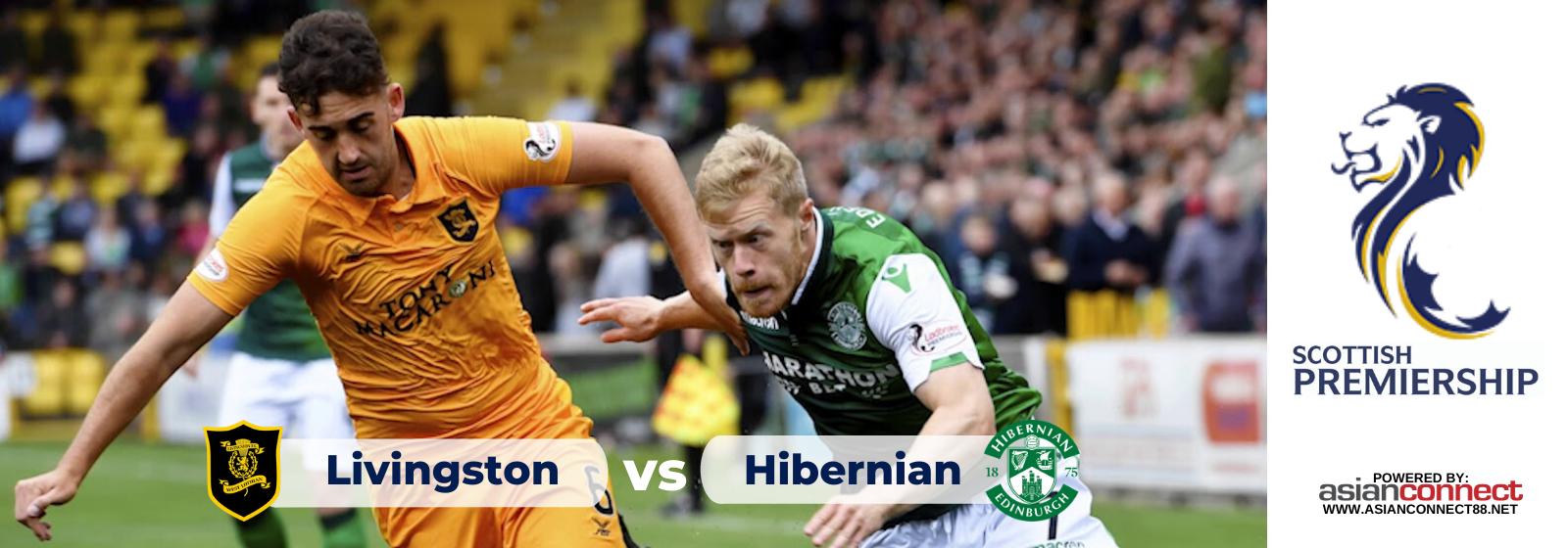 Asianconnect: Livingston vs Hibernian