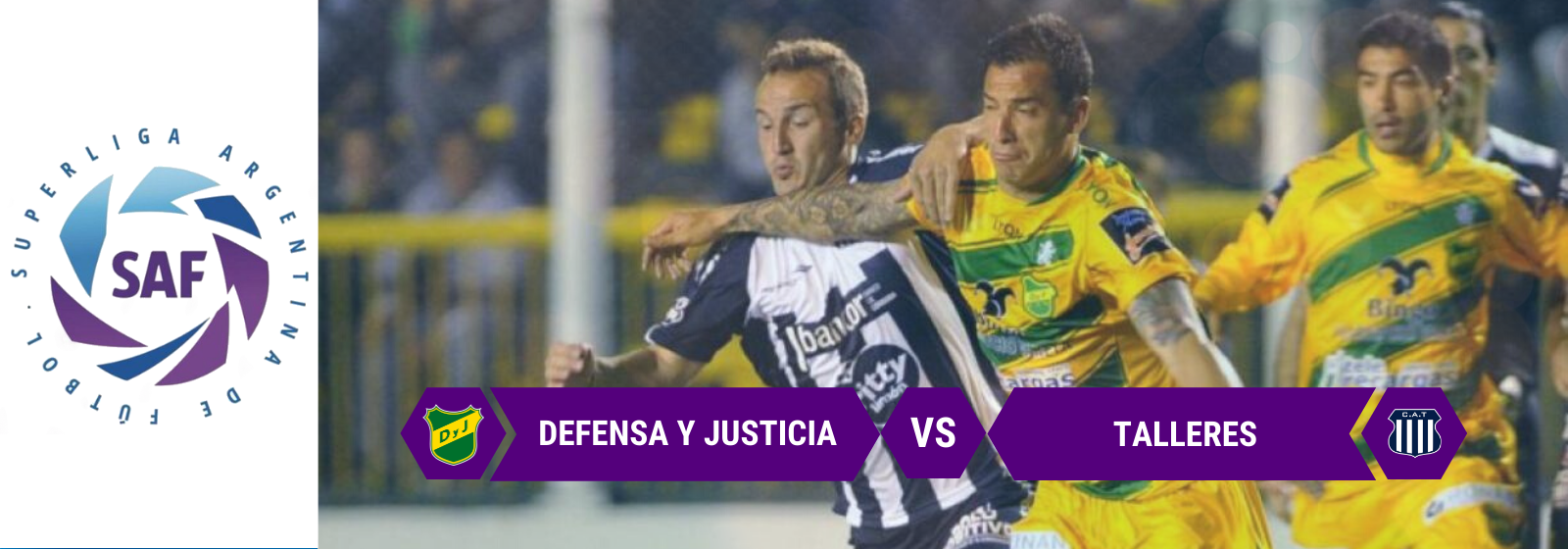 Asianconnect: Defensa y Justicia vs Talleres Odds for January 26, 2020