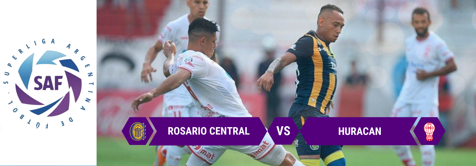 Asianconnect: Rosario Central vs Huracan Odds for January 24, 2020