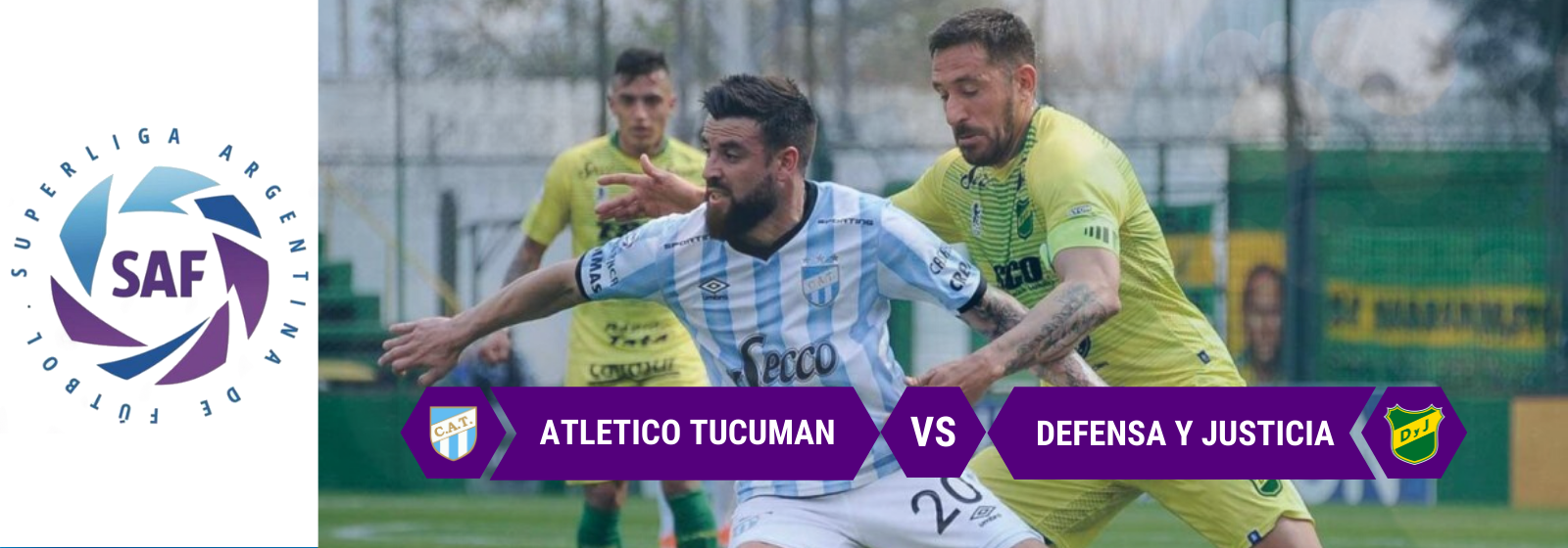 Asianconnect: Atletico Tucuman vs Defensa y Justicia Odds for February 01, 2020