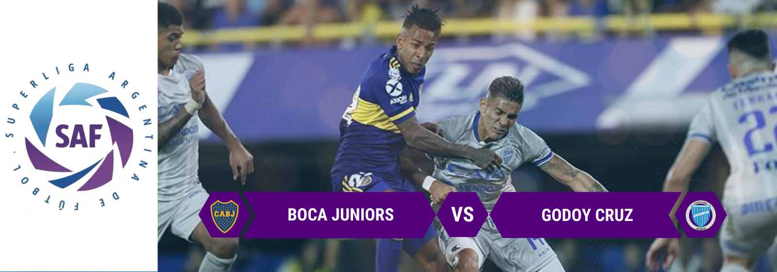 Asianconnect: Boca vs Godoy Cruz Odds for February 23, 2020