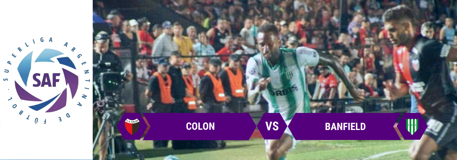 Asianconnect: Colon vs Banfield Odds for Febraury 02, 2020