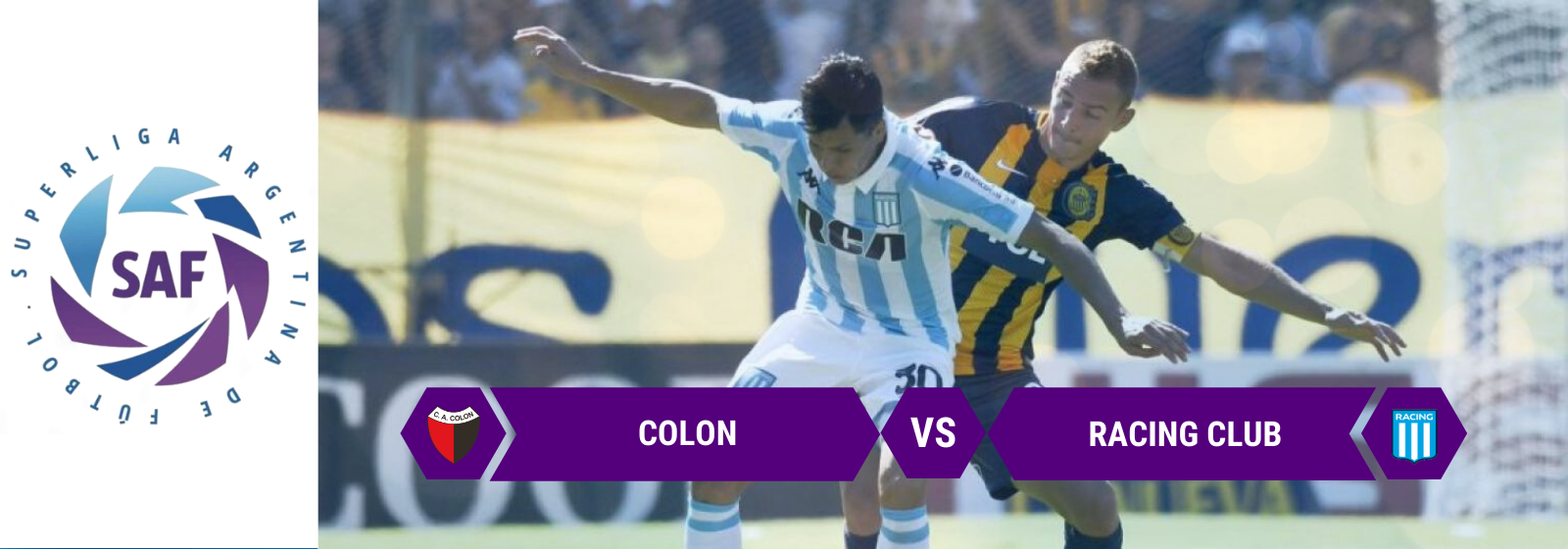 Asianconnect: Colon vs Racing Odds for February 14, 2020