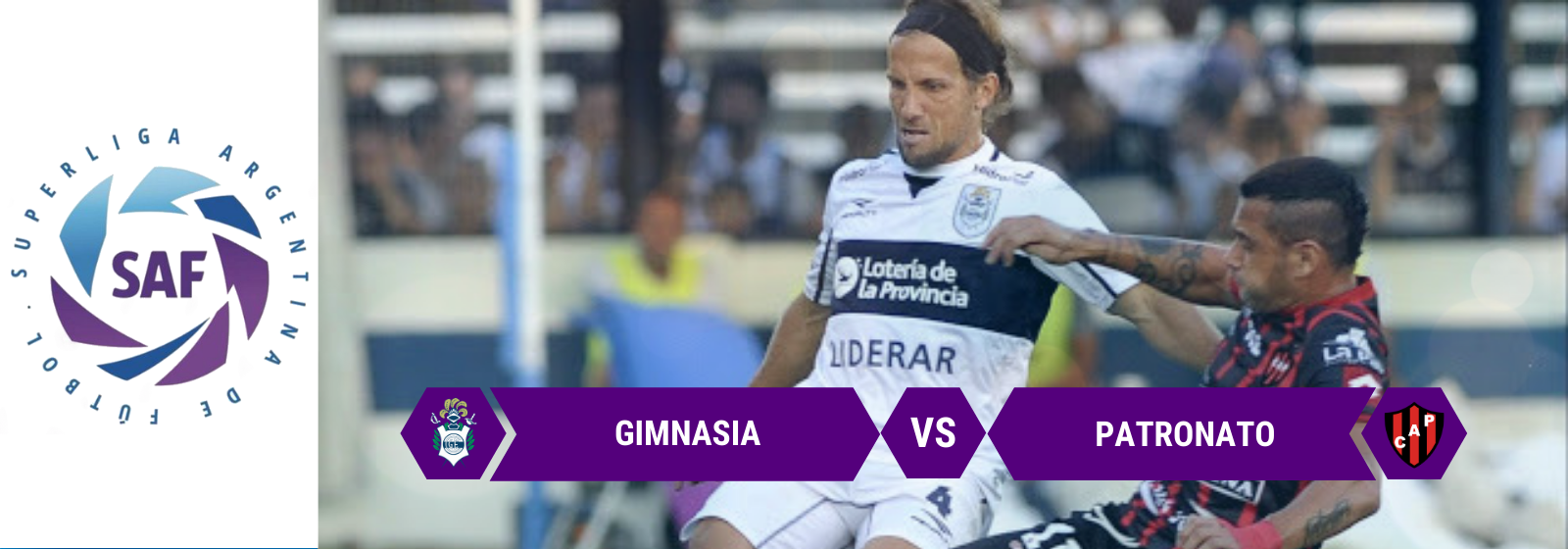 Asianconnect: Gimnasia vs Patronato Odds for February 08, 2020