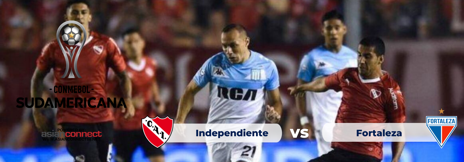 Asianconnect: Independiente (Argentina) vs Fortaleza (Brazil) Odds for February 13, 2020