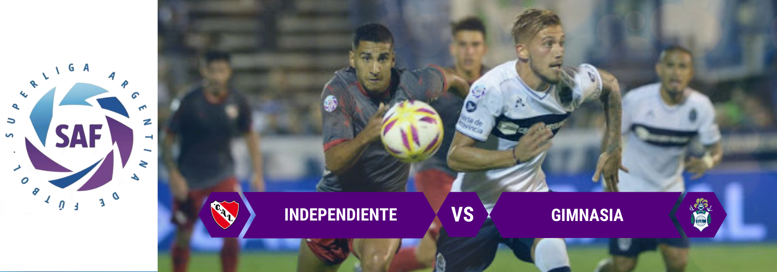 Asianconnect: Independiente vs Gimnasia Odds for February 22, 2020
