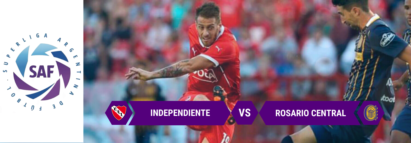Asianconnect: Independiente vs Rosario Central Odds for February 01, 2020