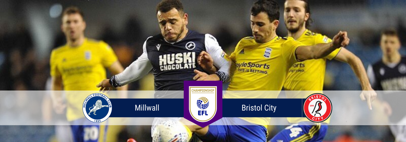 Asianconnect: Millwall vs Bristol City Odds for February 29, 2020