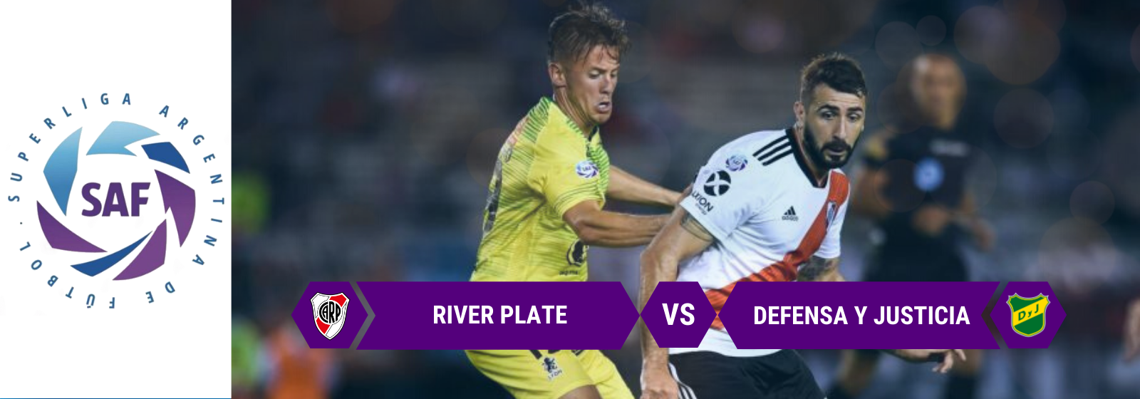 Asianconnect: River vs Defensa y Justicia Odds for February 29, 2020