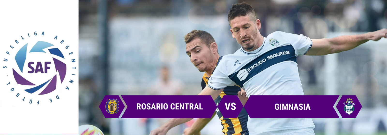 Asianconnect: Rosario Central vs Gimnasia Odds for February 15, 2020