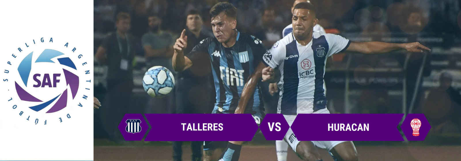 Asianconnect: Talleres vs Huracan Odds for February 24, 2020