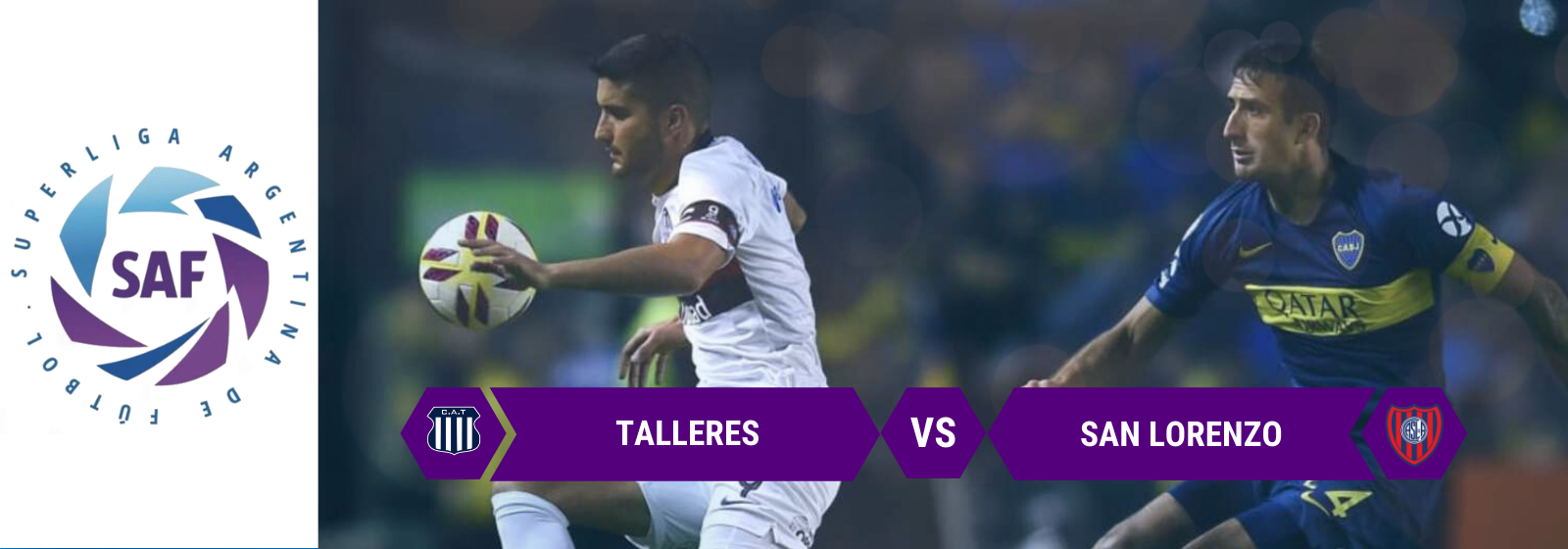 Asianconnect: Talleres vs San Lorenzo Odds for February 15, 2020