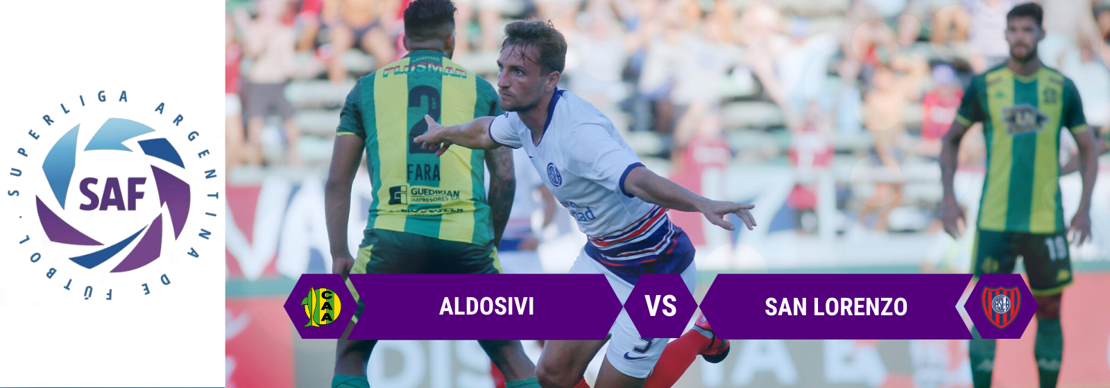 Asianconnect: Aldosivi vs San Lorenzo Odds for March 01, 2020