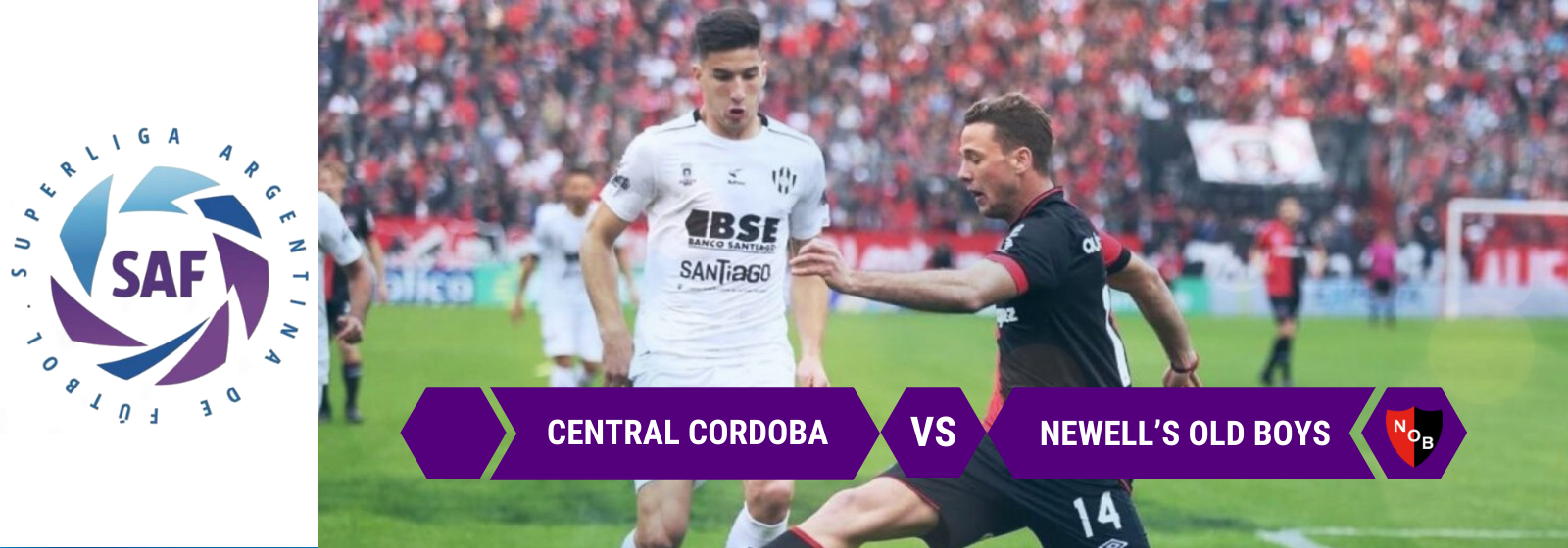 Asianconnect: Central Cordoba vs Newell's Odds for March 15, 2020