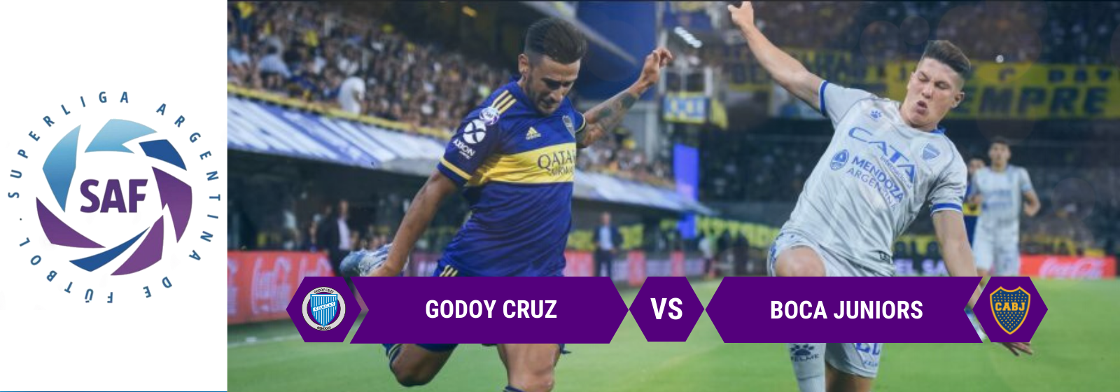 Asianconnect: Godoy Cruz vs Boca Odds for March 14, 2020