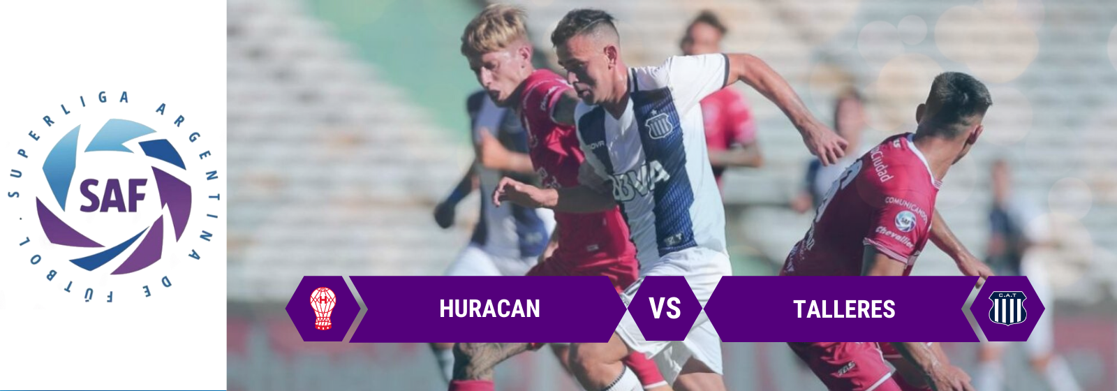 Asianconnect: Huracan vs Talleres Odds for March 15, 2020