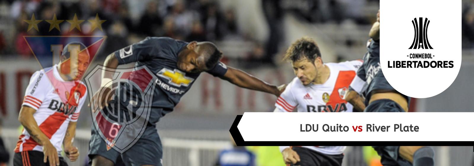 Asianconnect: LDU Quito (Ecuador) vs River Plate (Argentina) Odds for March 4, 2020
