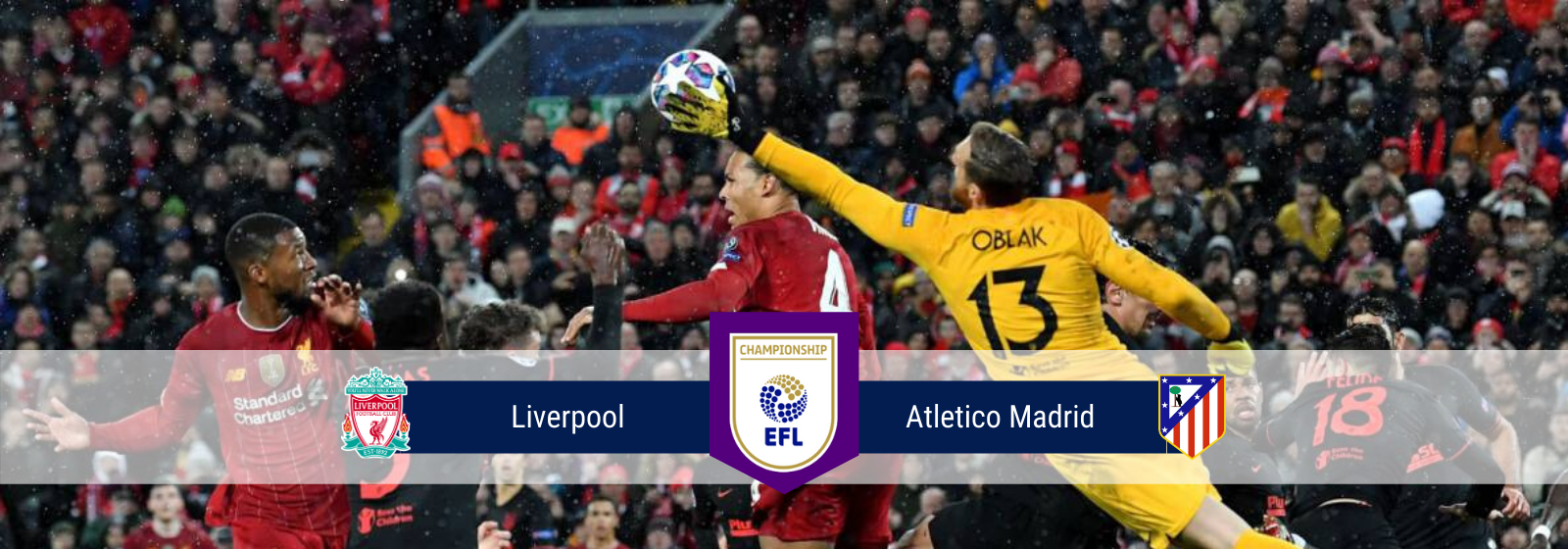 Asianconnect: Liverpool vs Atletico Madrid Odds for March 11, 2020