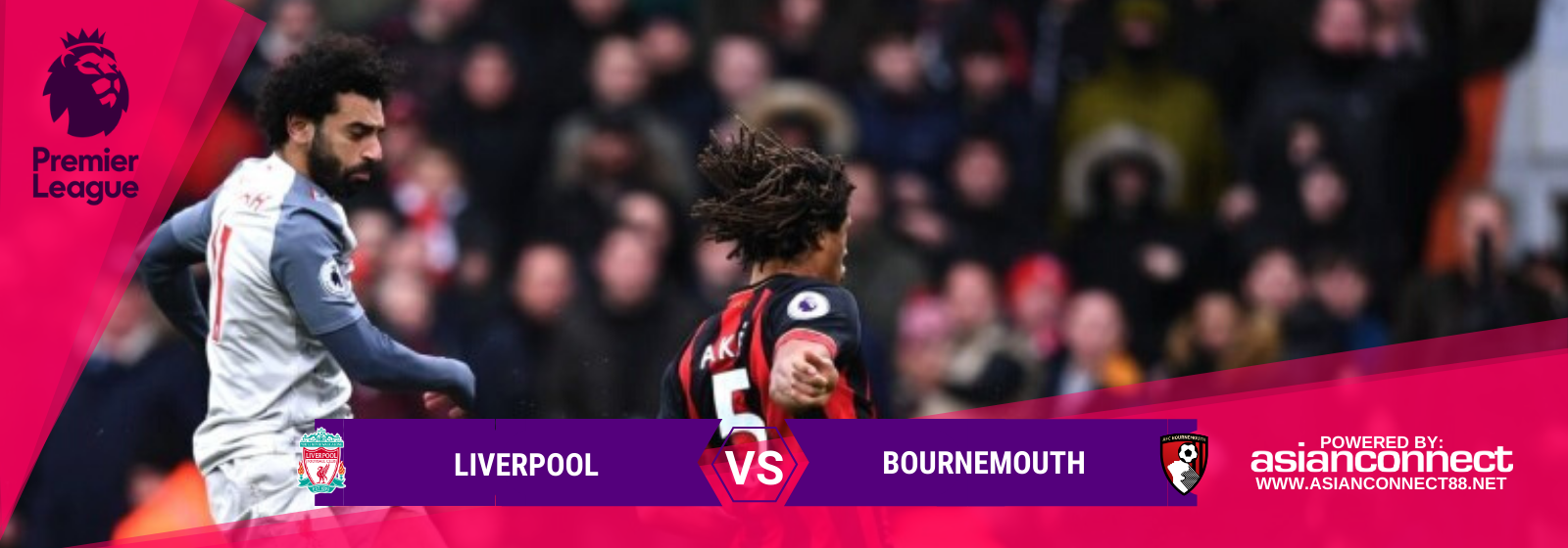 Asianconnect: Liverpool vs Bournemouth Odds for March 07, 2020