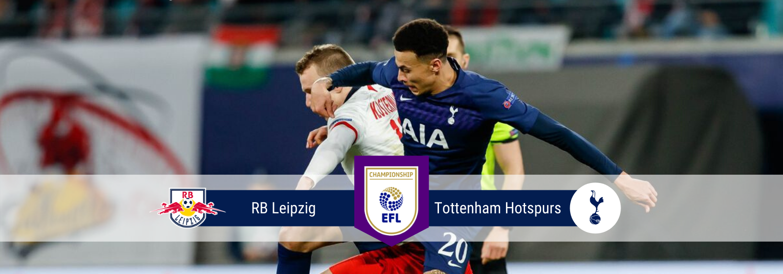 Asianconnect: RB Leipzig vs Tottenham Hotspurs Odds for March 10, 2020