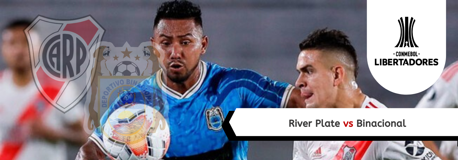 Asianconnect: River Plate (Argentina) vs Binacional (Peru) Odds for March 11, 2020